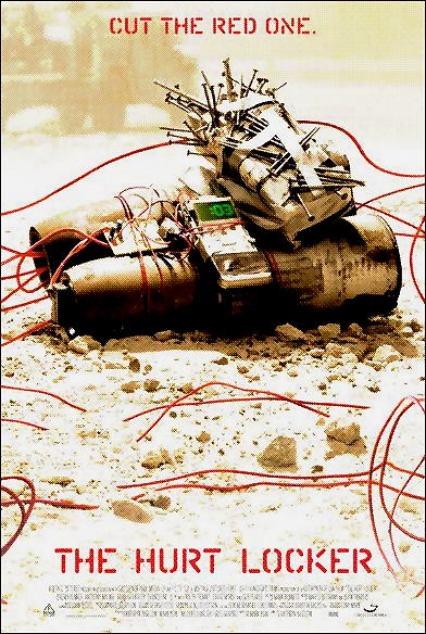 Hurt Locker Poster