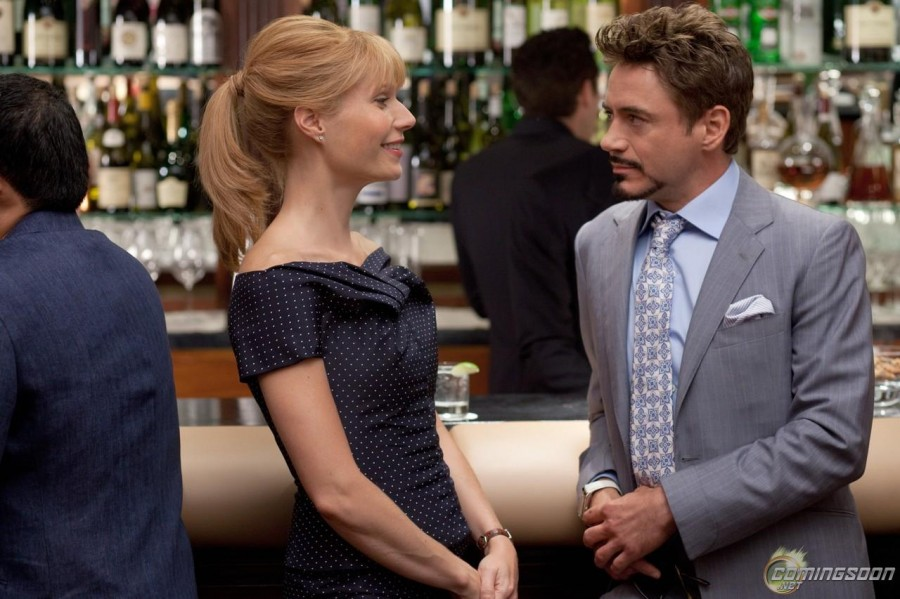 iron man 2 tony and pepper relationship test
