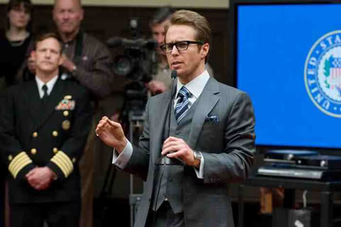sam rockwell justin hammer. provides the sharpest