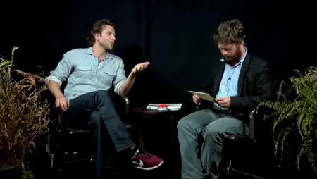 Due Date: Between Two Ferns is completely genius | Cinesnark