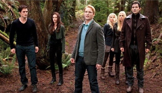 breaking dawn part 2 actually pretty tolerable until the