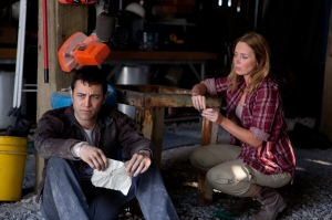 Emily Blunt;Joseph Gordon Levitt