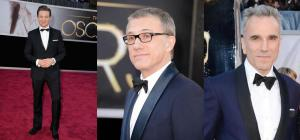 sexy dudes at the oscars