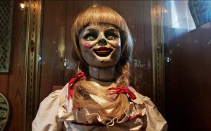 Meet Annabelle and never sleep again.