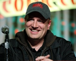 Kevin Feige: The smartest nerd in movies. And now, TV.