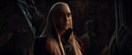 It's going to take a lot of booze to make Thranduil forget about this terrible ending.