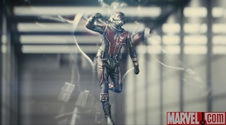 Ant Man. Seems silly, but I wouldn't bet against Edgar Wright.