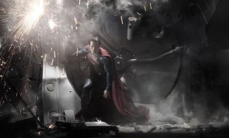 Superman vault