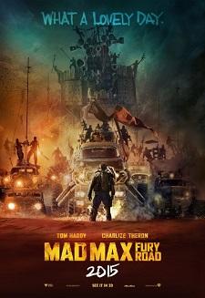Fury Road poster