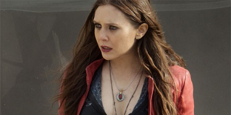 And also talk about how awesome Scarlet Witch is.