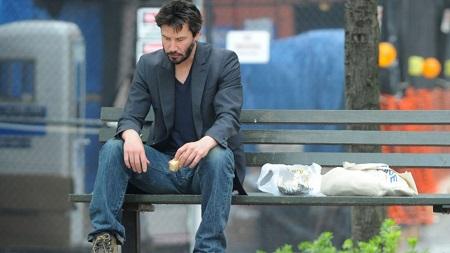 Pictured: Unutterable despair.